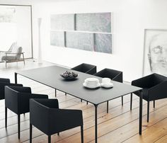 Saari Armchair by Arper. Available exclusively from stylecraft.com.au