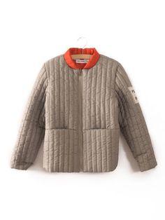 Reversible Padded Jacket Crests