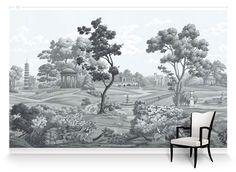 Worldviews | Mural Panoramic | MuralSources.com