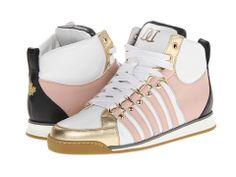 The daydream sneak. | DSQUARED2 Vitello Sneakers