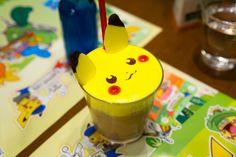 Limited-time Pokemon Cafe in Shibuya