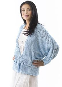 Lacy Dolman   Pullover
