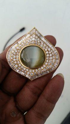 80ct Sri Lankan, crysoberyle CE