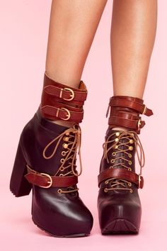 Andee Miista. One day, I will have this shoe...