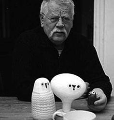 Oiva Toikka Ceramic Owl, Glass Birds, I Icon, Marimekko, Artist Art, Scandinavian Design, Finland, Architects, Peeps