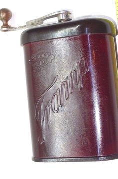 eca6deea5e27 Vintage antique coffee grinder bakelite Tramp hand grinder mill Germany  1930 s