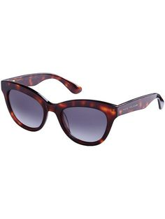 cat eye sunglasses / marc by marc jacobs
