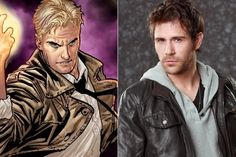 DC hero John Constantine cast for upcoming show