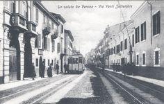 Verona - Via Venti Settembre