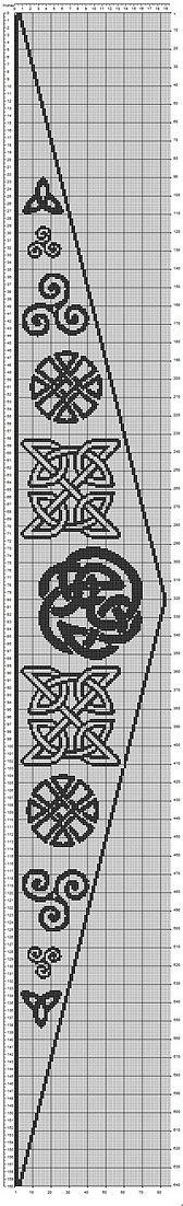 Ravelry: Celtic Knots pattern by Tina13