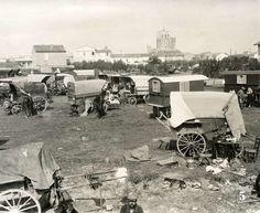 vintage everyday: Vintage Photos of Gypsies of Western Europe from ...