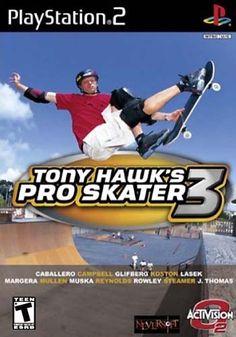 Tony Hawk Pro Skater 3