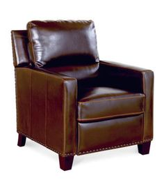 Fashionable Recliners henredon leather recliner - recliners - living room - furniture