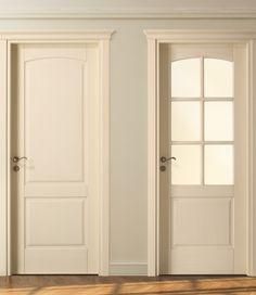 Aesthetic purification of a classic. #handle #design #interiordesign #doors #home #deco