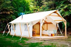 Glamping Tents By Baytex – About Us