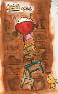 Irisz Agocs part2 5 Irisz Agocs illustrations {Part 2}