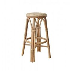 Natural Eco Kitchen Bar Stool
