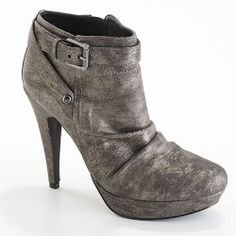 G By Guess - Delicazy Booties   I think Im going to get these, I like, like , love!!!