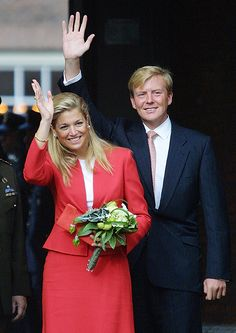 """Maxima soon embraced Dutch culture and moved to the Netherlands, making learning the language a top priority. TDespite having dual Argentine and Dutch citizenship, the royal explained she would not be losing her native  identity. Speaking in an interview, she said: """"I am Latin and I will continue being Latin. I dance, I sing and I will keep on dancing and singing."""" When asked if Willem-Alexander joined in the fun, she replied: """"I keep trying to push him. His hips are a little rigid."""""""