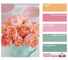 baby - love this color palette