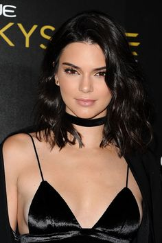 Kendall Jenner Just Proved That Short-Haired Girls Can Rock Major Topknots