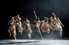 akram khan: vertical road