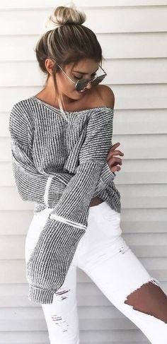 Grey + White Source