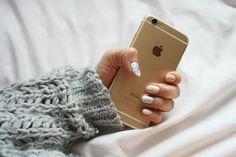 nails, nail , iphone