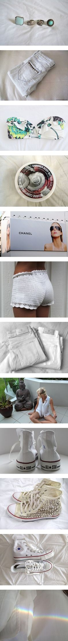 """""""White Pictures."""" by sambecker ❤ liked on Polyvore"""