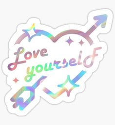 Bts Hologram stickers featuring millions of original designs created by independent artists. Pop Stickers, Hologram Stickers, Tumblr Stickers, Printable Stickers, Bts Tattoos, Korean Stickers, Tableau Design, Journal Stickers, Planner Stickers