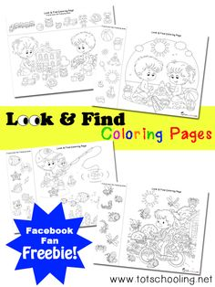 Coloring Seasons And Four Seasons On Pinterest