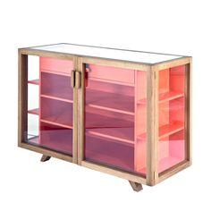Vitrina Cabinet Sideboard orange Jetzt bestellen unter: https://moebel.ladendirekt.de/wohnzimmer/schraenke/sideboards/?uid=9915acfd-c32c-5f49-bb82-3481f3610d94&utm_source=pinterest&utm_medium=pin&utm_campaign=boards #schraenke #wohnzimmer #sideboards