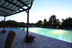 By night Terrazzo, Relax, Night, Outdoor Decor, Home Decor, Swiming Pool, Decoration Home, Room Decor, Home Interior Design