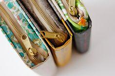 Zipper Book Clutch Sewing Pattern (FREE)