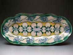 Joan Bruneau platter