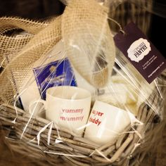 Luxury Hampers from The Posh Pantry
