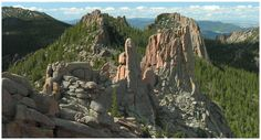 Lost Creek Wilderness, CO. Protects 120,000 acres in the Tarryall, Platte River and Kenosha mountain ranges in central Colorado.