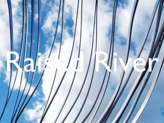 This 97 foot long steel sculpture is suspended above the bike and pedestrian trail at the Wolf River Greenway in Memphis TN.  #raisedriver @colinkidder #sculpture #memphis #wolfrivergreenway @urbanart_memphis @wolfriverconservancy #youngbloodstudio #a2h #deltametals #westmemphissteel #farrellcalhoun @tylurfrench #publicart