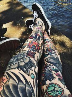 Modify my skin Julia Coldfront, Color Tattoo, I Tattoo, Tattoo Pics, Life Tattoos, Tatoos, Many Faces, Unique Tattoos, Amazing Tattoos