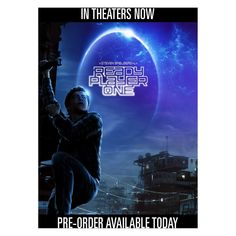 Ready Player One (Blu-ray + Blu-ray + Digital Copy), Blue Blu Ray Movies, Hd Movies, Movie Tv, Blu Ray Collection, In Theaters Now, Future Videos, Ready Player One, 4k Uhd, Great Movies