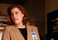 Scully FBI Special Agent