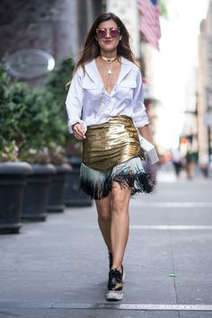 ☆Street Style New York : découvrez les plus beaux looks de Street Style à New York pour trouver l'inspiration...
