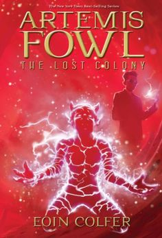 Artemis Fowl: The Lost Colony (Book 5) by Eoin Colfer http://www.amazon.com/dp/1423124944/ref=cm_sw_r_pi_dp_6Fdkwb1QG9M7J
