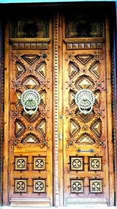 Puertas de Zaragoza España