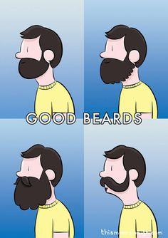 Good Beards. Great Beards.
