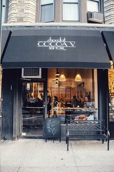 Cocoa V is a fully vegan chocolatier and patisserie in the heart of Manhattan! Vegan Friendly Restaurants, Vegan Restaurants, Dairy Free Recipes, Vegan Recipes, Gluten Free, Vegan Nyc, Free Nyc, Vegan Foods, Plant Based Diet