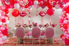 At-Home Bridal Shower Tips for Galentine's Day and Beyond - Perfete Shower Tips, Monogrammed Napkins, To Spoil, Traditional Games, Spoil Yourself, Paper Hearts, Acrylic Box, Valentines Day Party, The Balloon