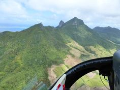 Mont Blanche mountain, Mauritius - 2015