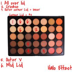 Morphe Brushes 350 - 35 Color Nature Glow Eyeshadow Palette by Morphe Brushes - Cute Makeup Guide Make Up Palette, Glow Palette, Neutral Palette, Makeup Morphe, Skin Makeup, Makeup Brushes, Morphe Eyeshadow, Mineral Eyeshadow, Drugstore Makeup