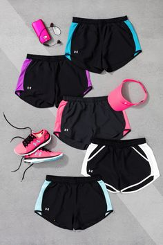 The perfect running short has arrived. Soft, light and complete with pockets, the Under Armour Fly-By Short will help you fly and feel fantastic.